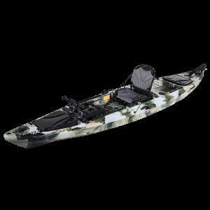 Big AABO 13 troedfedd Angler Pro