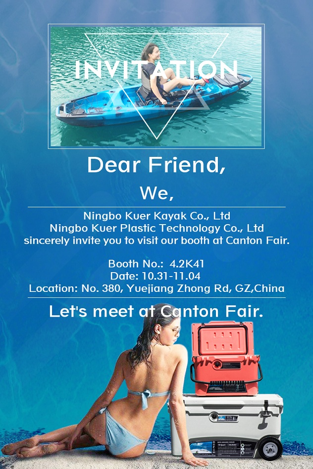 Kuer Group will be displaying at 122nd Canton Fair