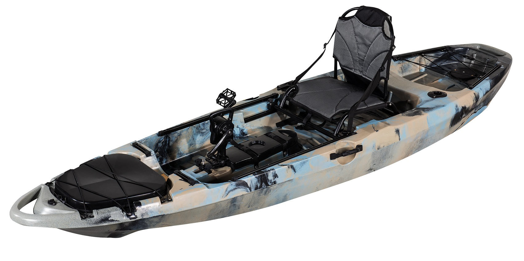 New Product Release-10ft Fishing Pedal Kayak