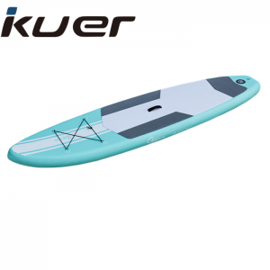 KUER hot sale cheap Inflatable SUP board,inflatable boat