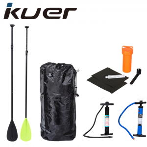 11′ Double layer Inflatable Fishing SUP
